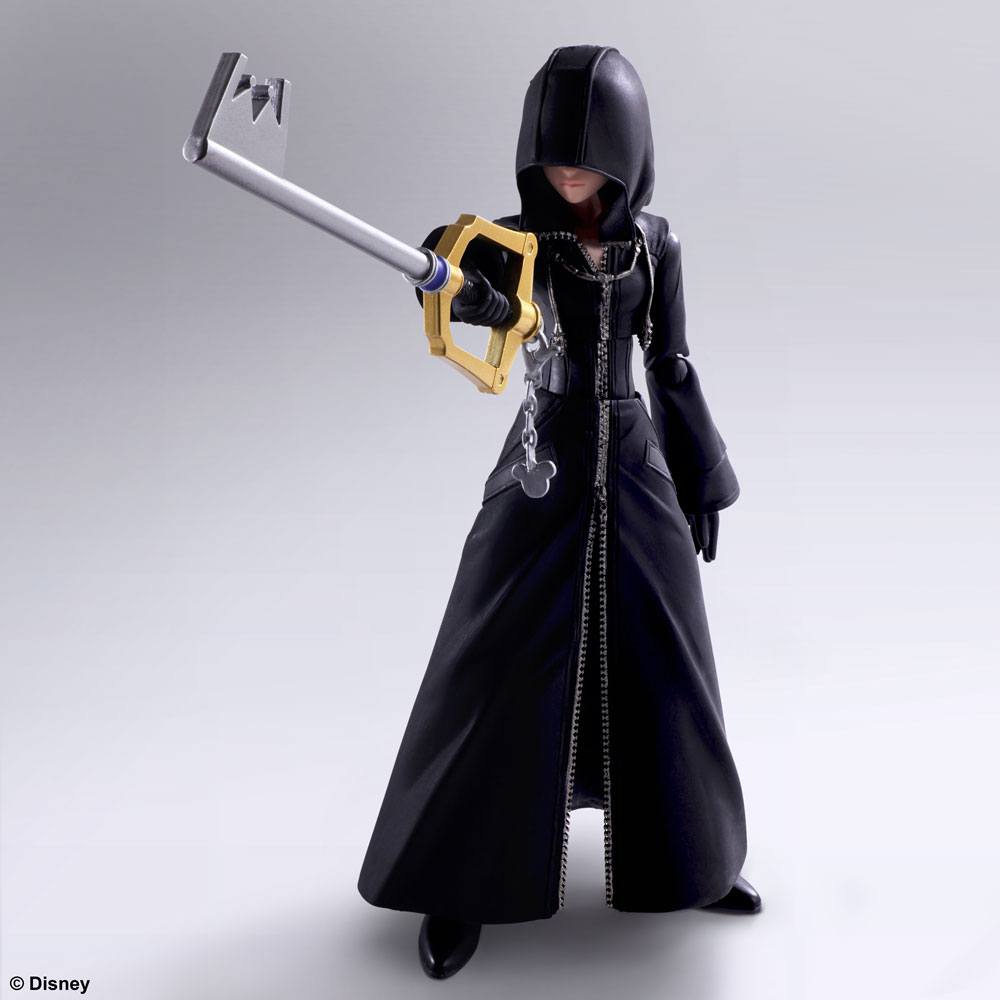 """Kingdom Hearts III"" Xion is Back as New Bring Arts Figure"