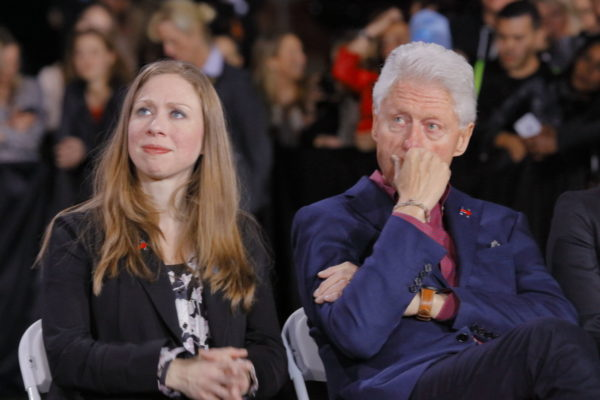 Comics Publisher Claims Chelsea Clinton Doesn't Tip for Food Delivery
