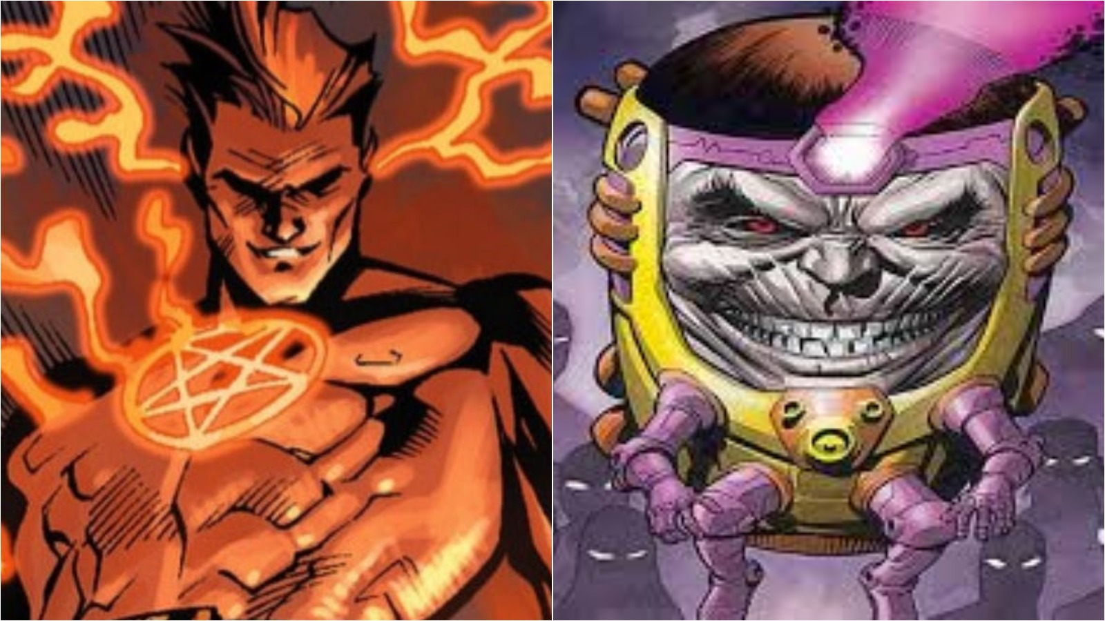 """""""Marvel's Helstrom"""" & Animated """"M.O.D.O.K."""": Hulu VP Updates Projects; Premiere Dates """"Very Soon"""""""