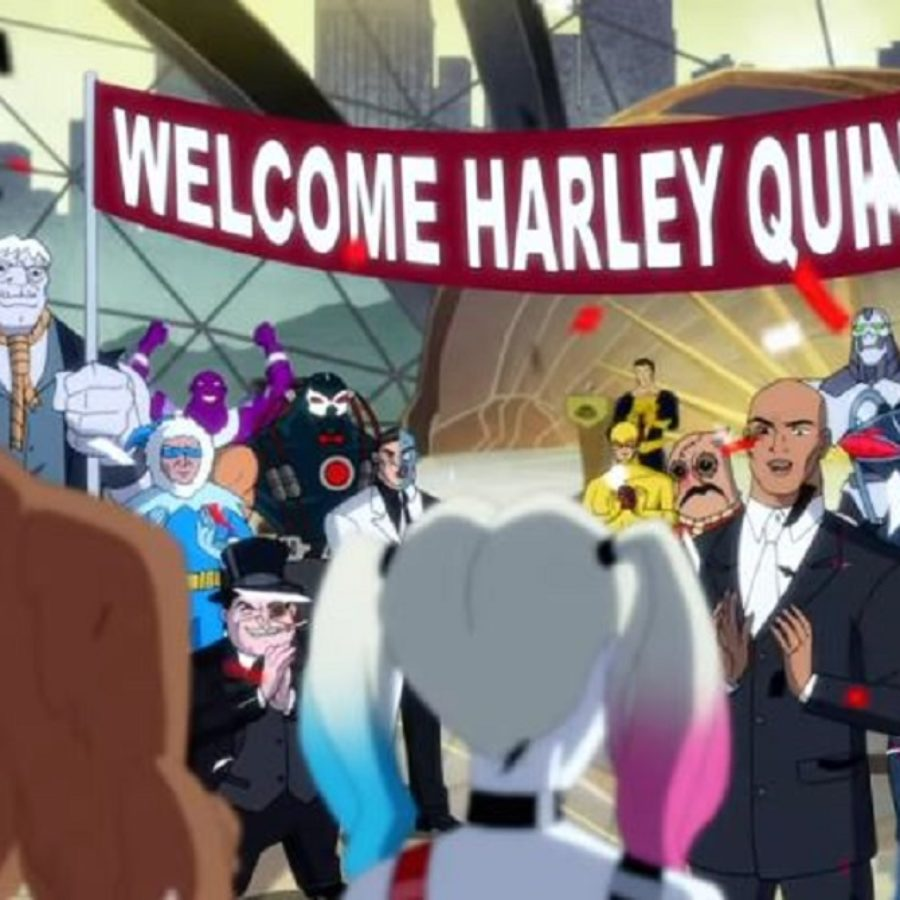 """""""Harley Quinn"""" Episode 9 """"A Seat At The Table"""": So Wait… DID Joker Have Sex with Scarecrow and Bane? [PREVIEW]"""
