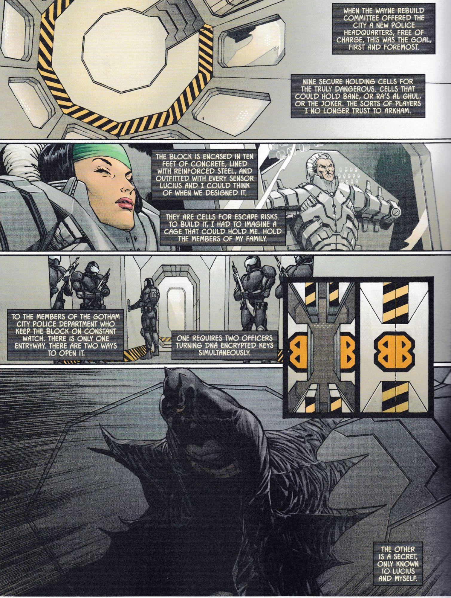 How Bruce Wayne is Rebuilding Gotham in Batman #87 and Batman/Superman #5