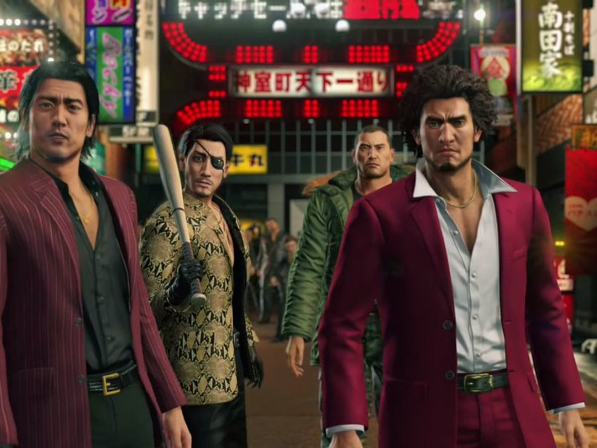 Yakuza Like A Dragon Gameplay New Town And Release Date