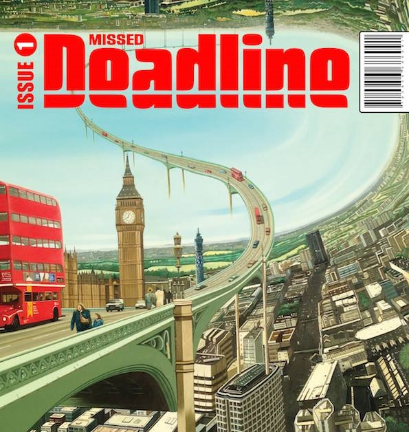 The Return Of Deadline Magazine - Again