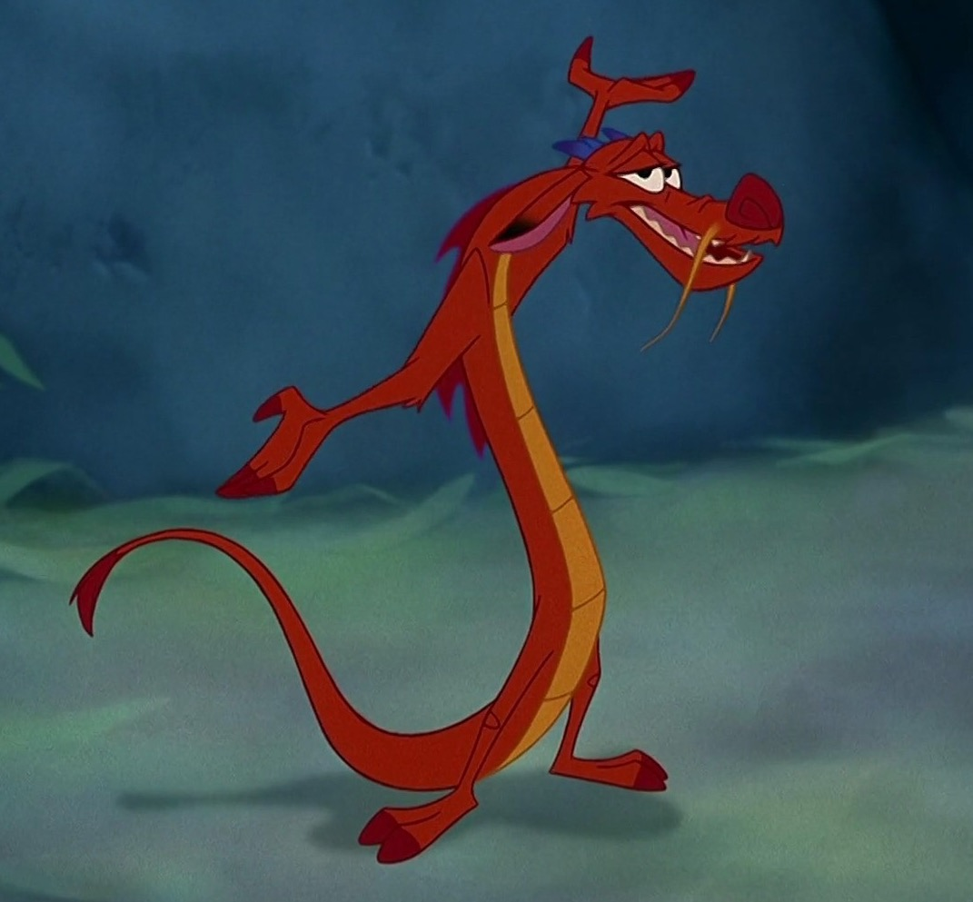 Sorry Animated 'Mulan' Fans: Mushu is For Sure Not in The New FIlm