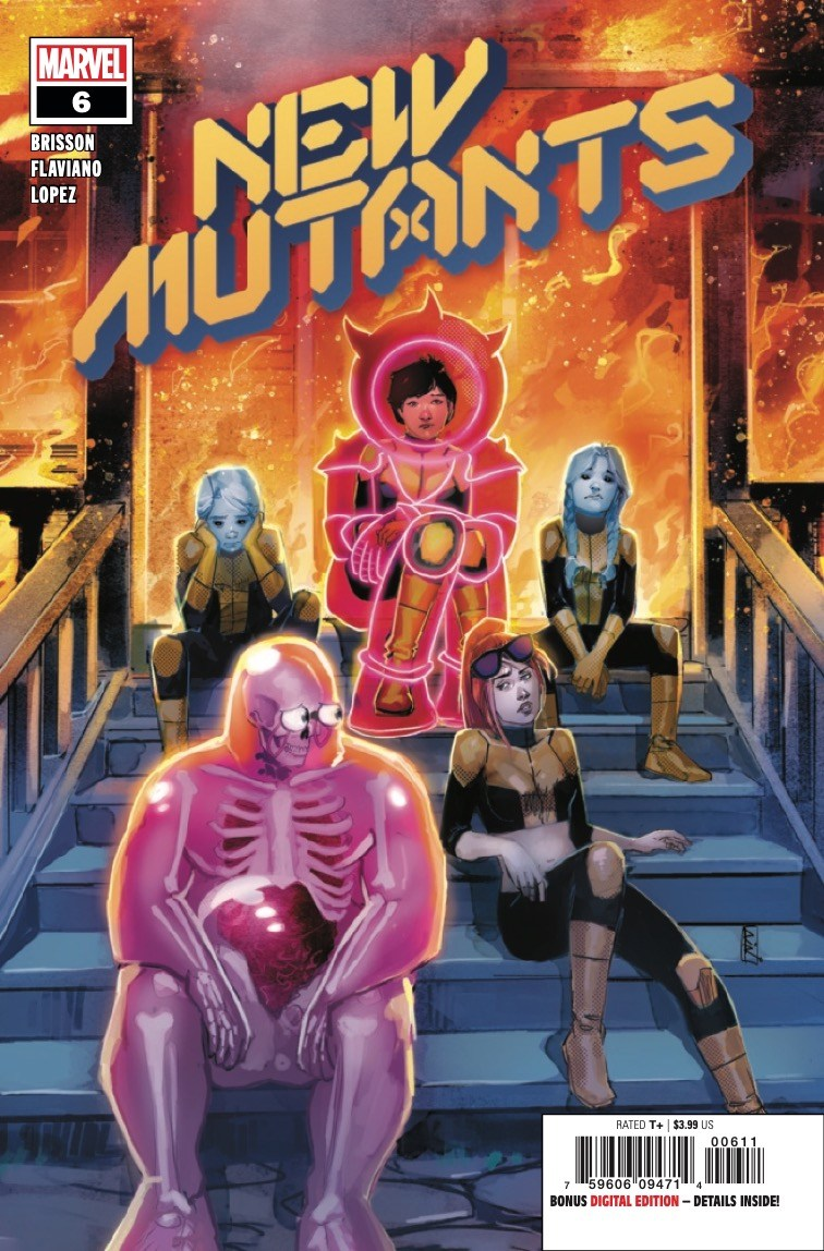 New Mutants #6 [Preview]