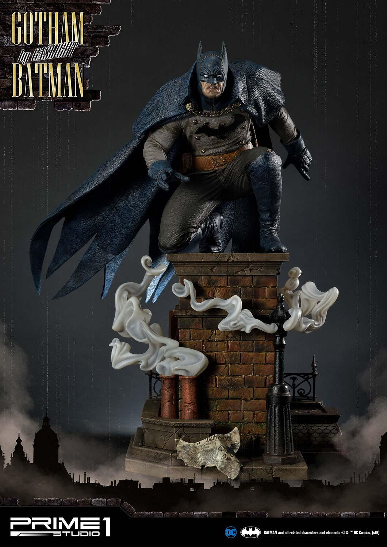 Batman: Gotham By Gaslight Gets a Prime 1 Studios Statue