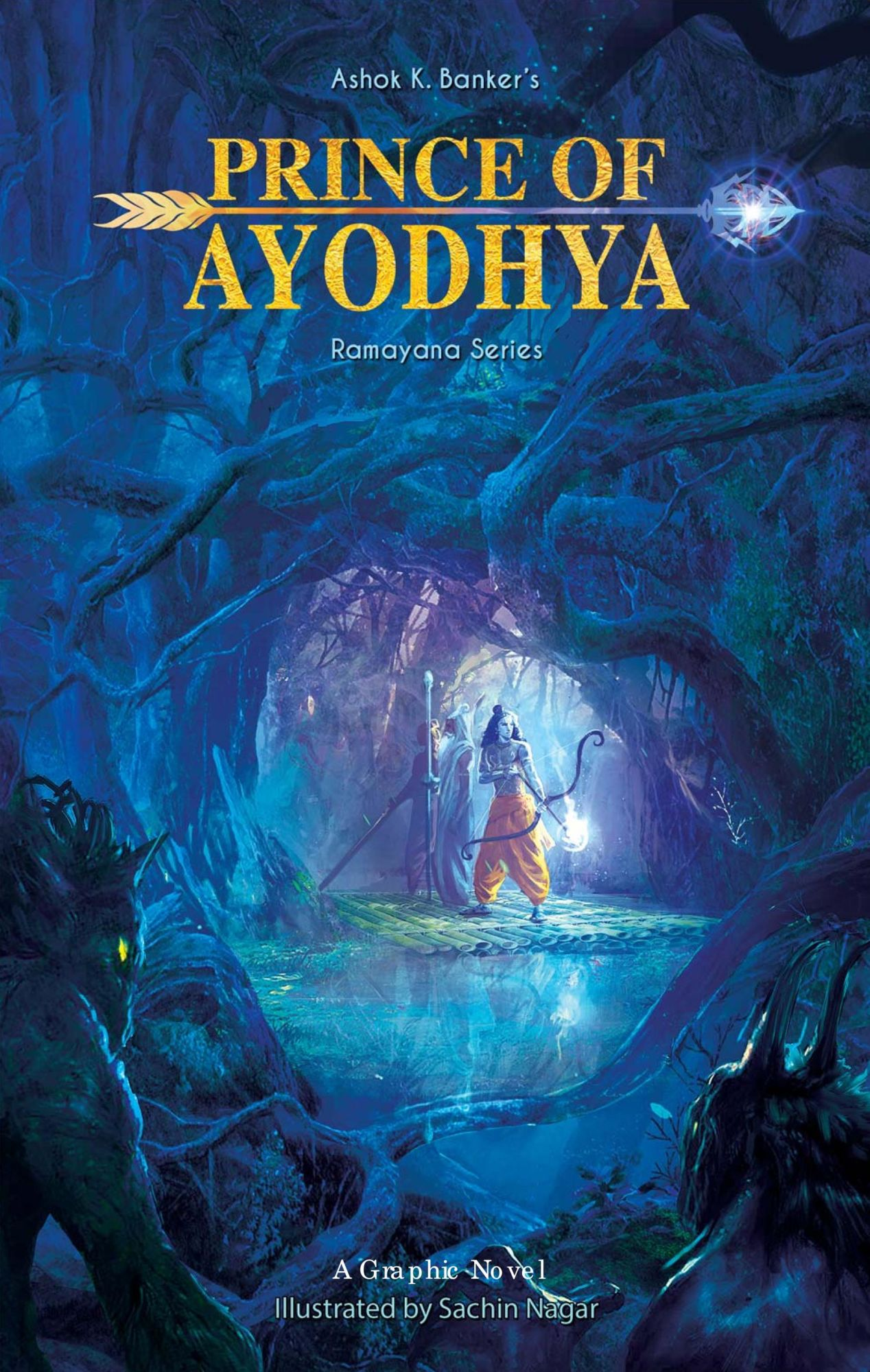 Ashok K Banker and Sachin Nagar Bring Ramayana to Comics With Prince of Ayodhya
