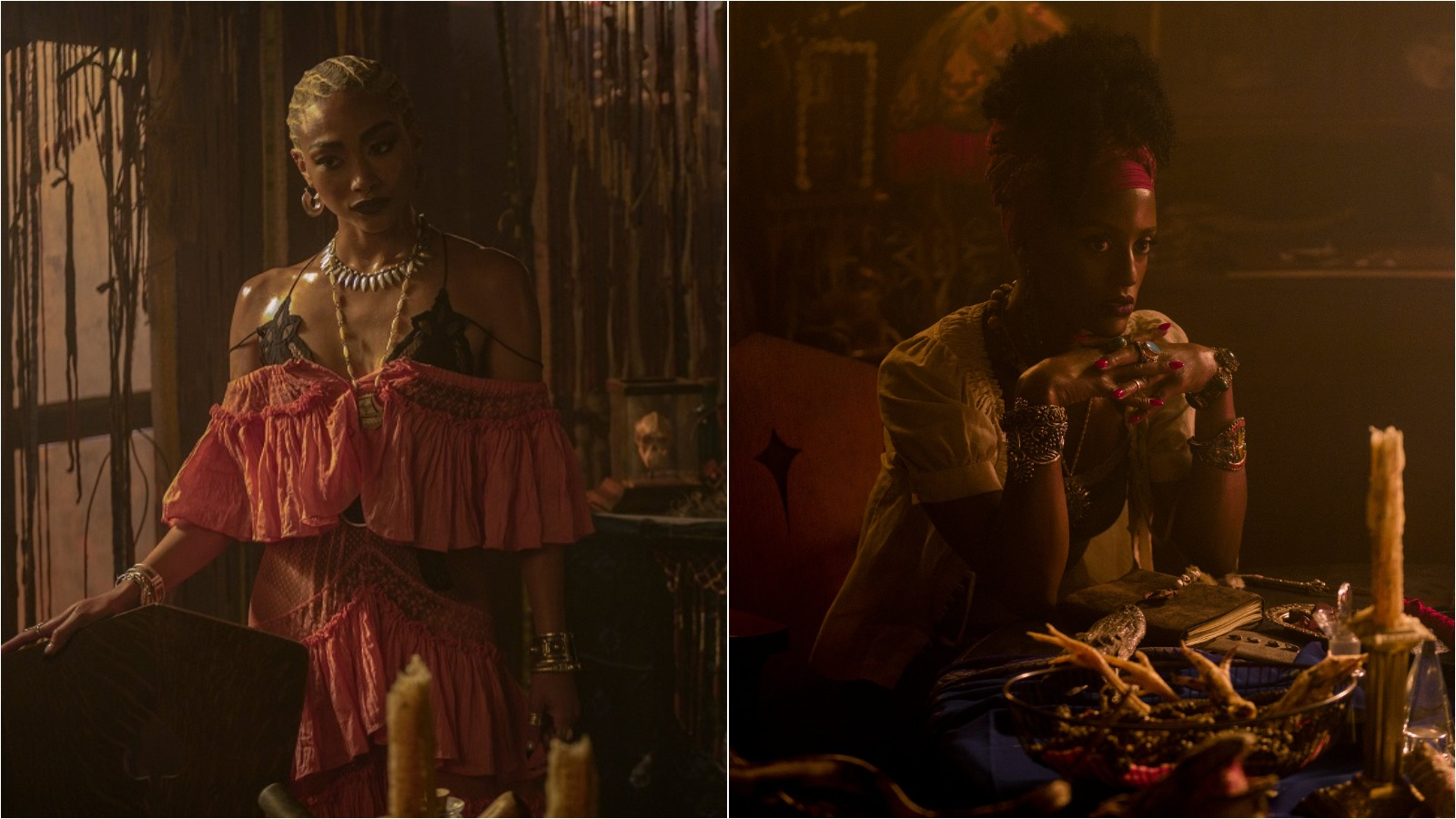 """Chilling Adventures of Sabrina"" Part 3: Tati Gabrielle, Skye Marshall Demo Best Way to Start ""A Muhf**kin Day"" [VIDEO]"