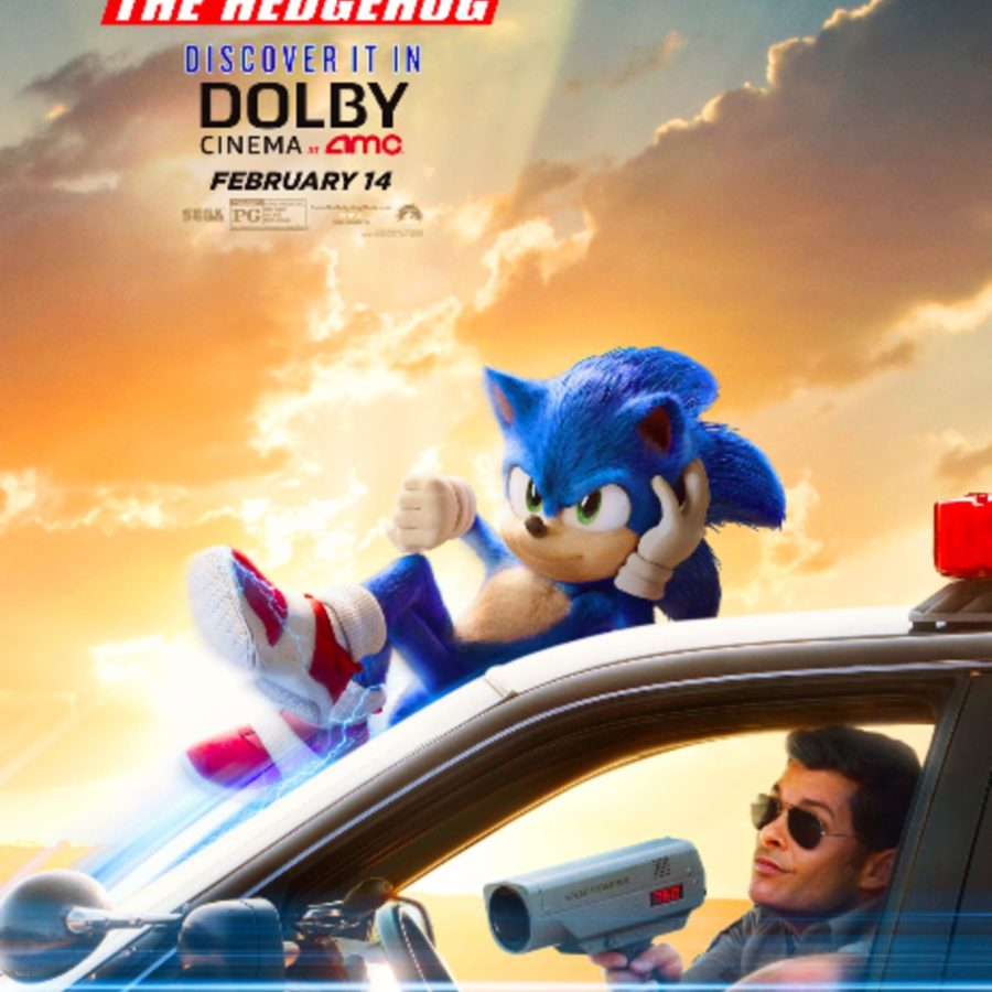 New Poster For Sonic The Hedgehog Star Ben Schwartz S Star Wars Contribution