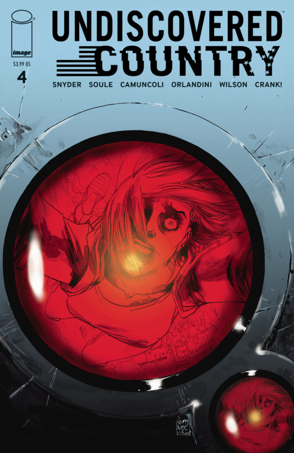 Undiscovered Country #1 Discovers A Fourth Printing