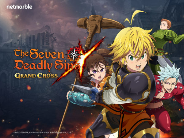 """Netmarble Announces """"The Seven Deadly Sins: Grand Cross"""" For 2020"""