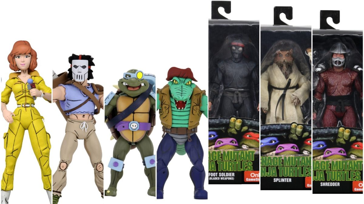 Tmnt Neca Reveals New Two Packs 1990 Film Figure Packaging