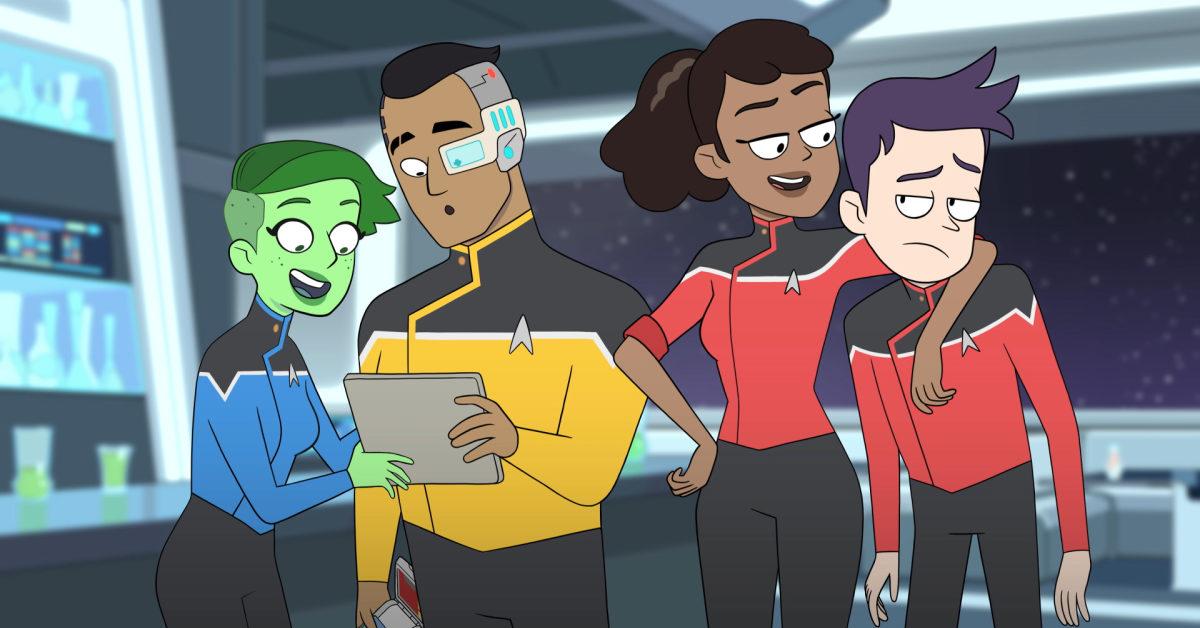 """Star Trek: Lower Decks"" Reminder: Starfleet's Lighter Side Coming Soon"