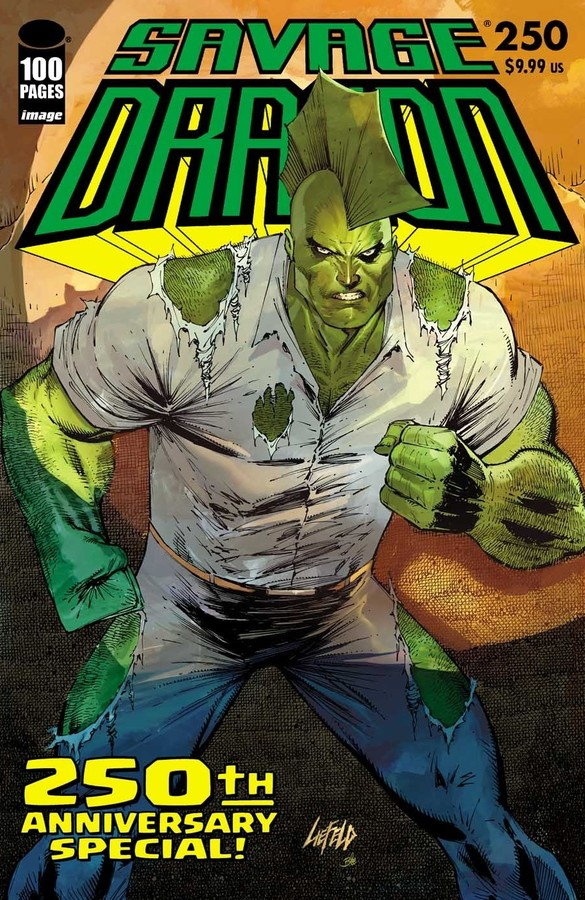 Bringing Back the Image Comics Shared Superhero Universe Could Savage Dragon be the Most Collectible Image Comic of All?