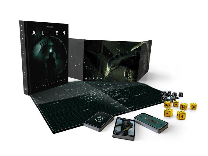 """""""ALIEN: The RPG"""" Arriving in 7 New Languages"""