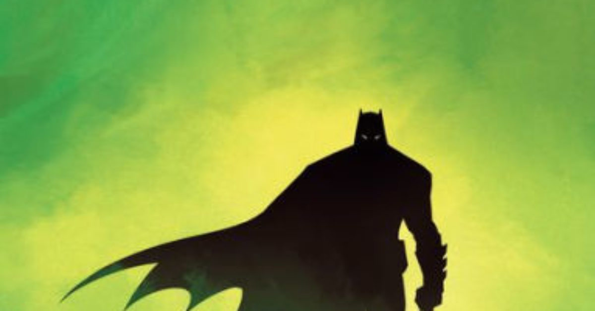 Only One Barnes & Noble DC Exclusive Coming So Far, Batman Last Knight on Earth HC