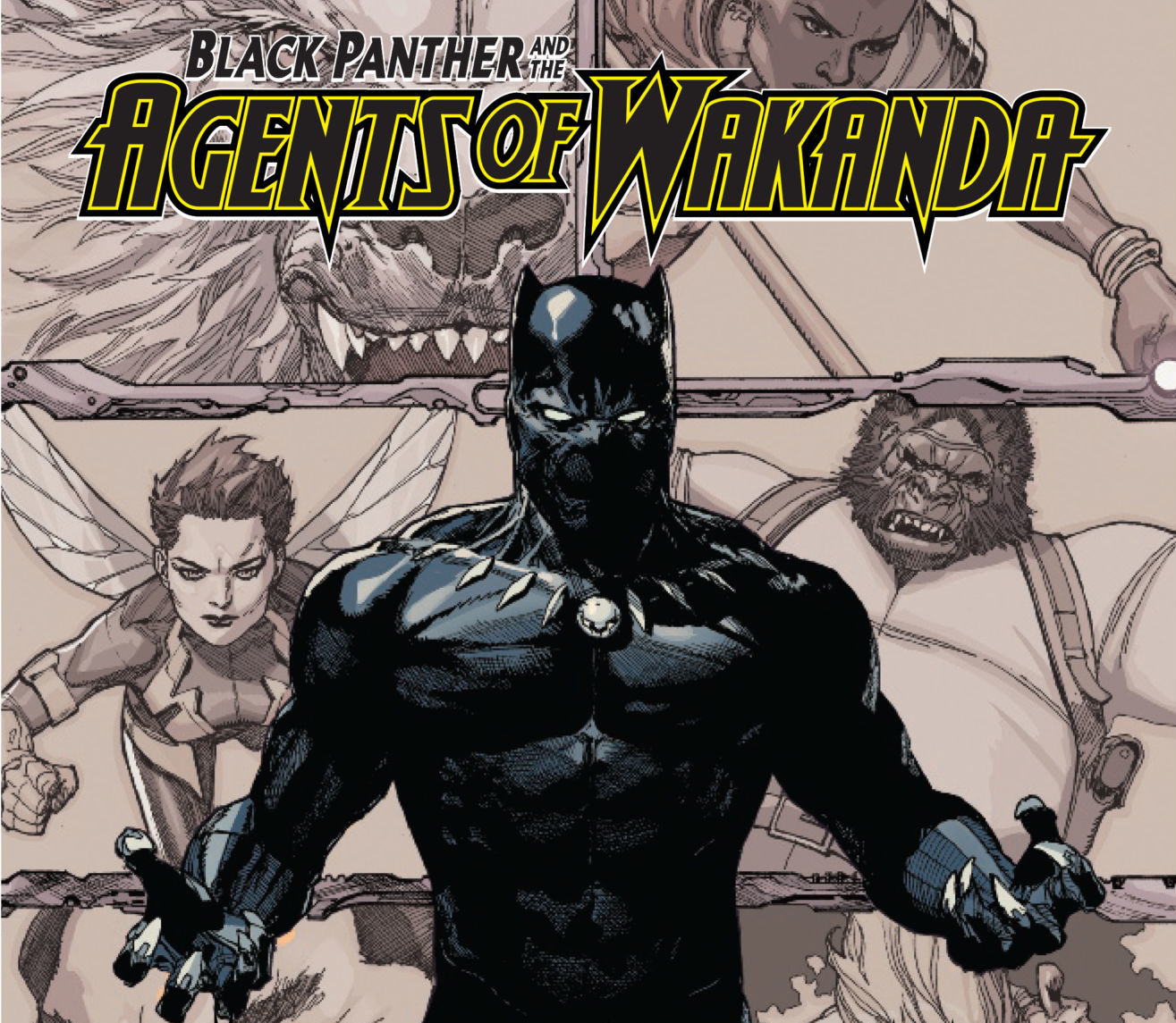 Gen-Probe Incorporated Oppose Marvel's Black Panther Trademark Over Sexually Transmitted Diseases - Bleeding Cool News