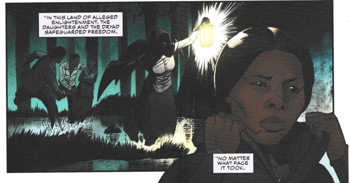 Harriet Tubman, Now Part Of Captain America's Marvel History? (Spoilers)