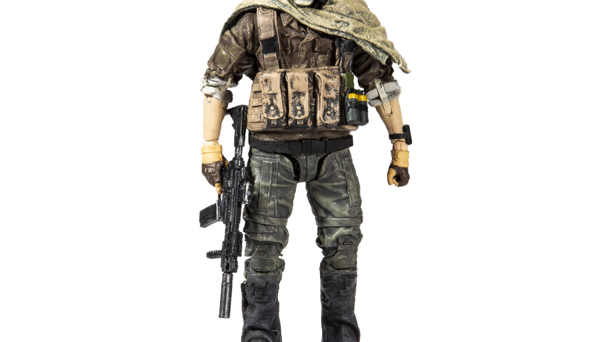 Call Of Duty S Ghost Enters The War With Mcfarlane Toys