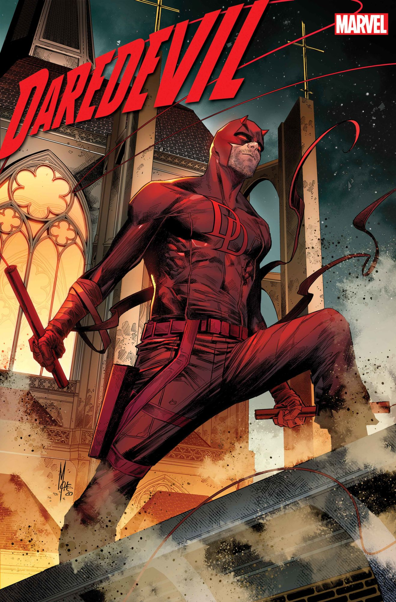 Marvel to Revisit One More Day this May in the Pages of... Daredevil?!