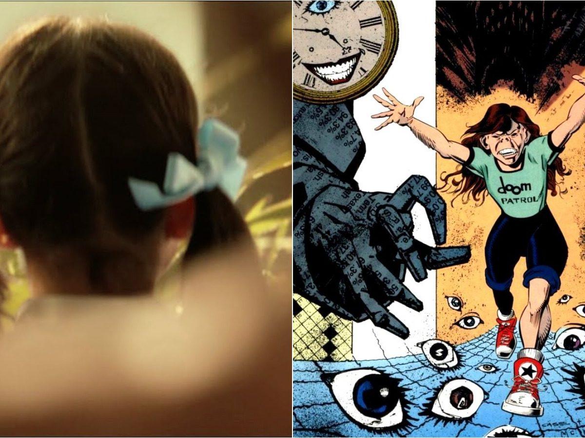 Doom Patrol Season 2 Abigail Shapiro Set To Recur As Chief S Daughter