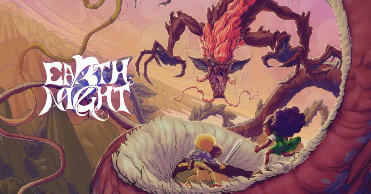 """Giveaway: Five Steam Codes For Cleaversoft's Platformer """"EarthNight"""""""