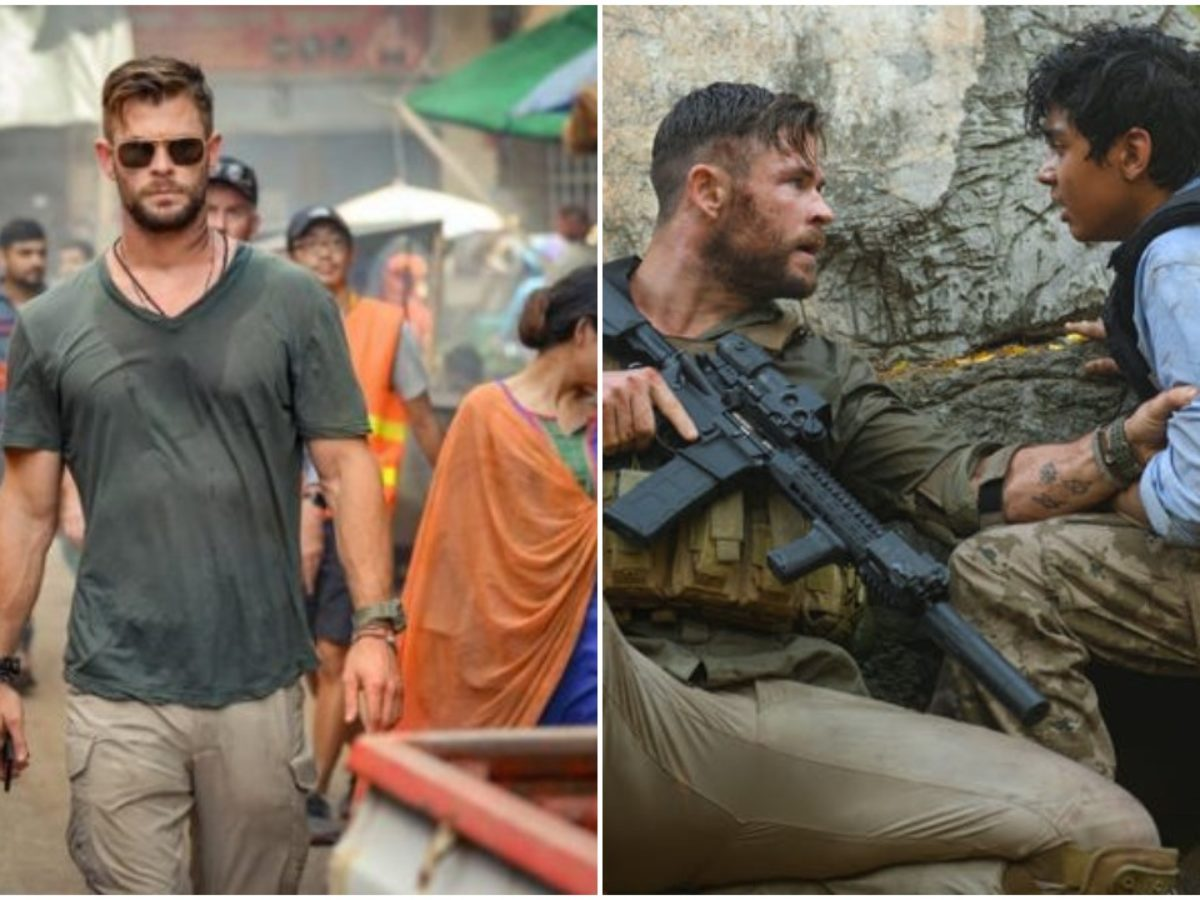Extraction New Images From The Netflix Chris Hemsworth Action Film