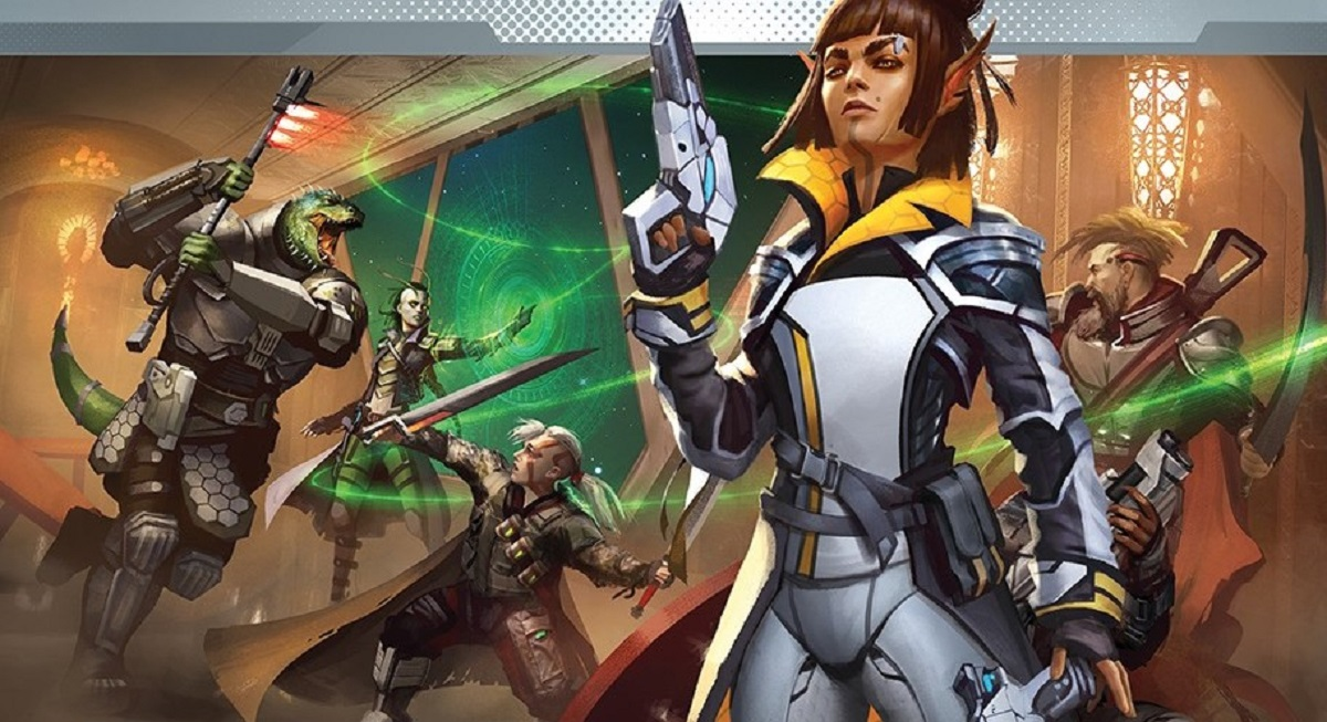 """Starfinder: The Threefold Conspiracy"" Releases New Adventure"