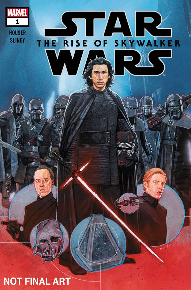 Marvel to Adapt My Third Favourite Star Wars Movie, Rise Of The Skywalker, as a Comic, in June