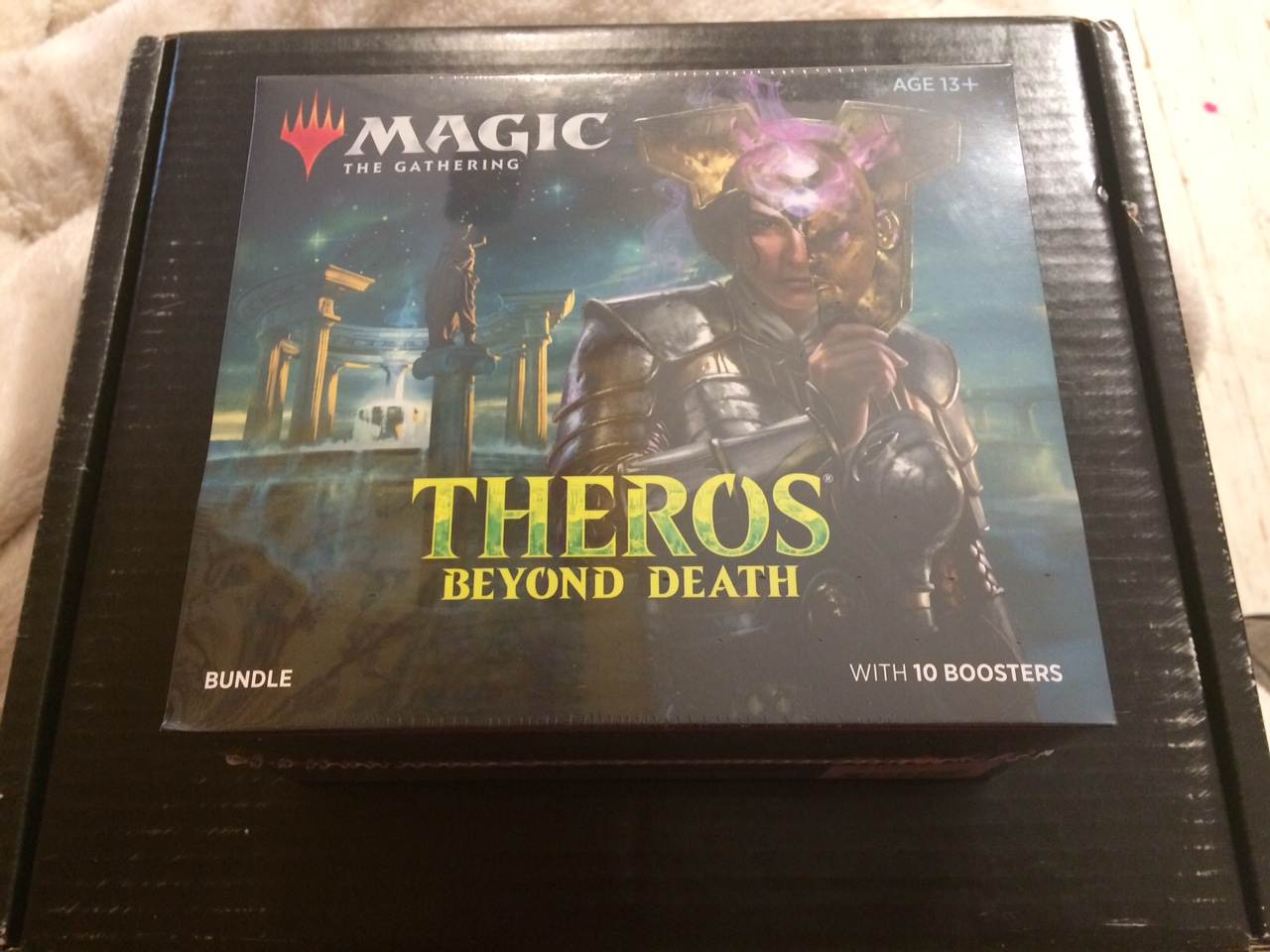 "Review: ""Theros: Beyond Death"" Bundle - ""Magic: The Gathering"""