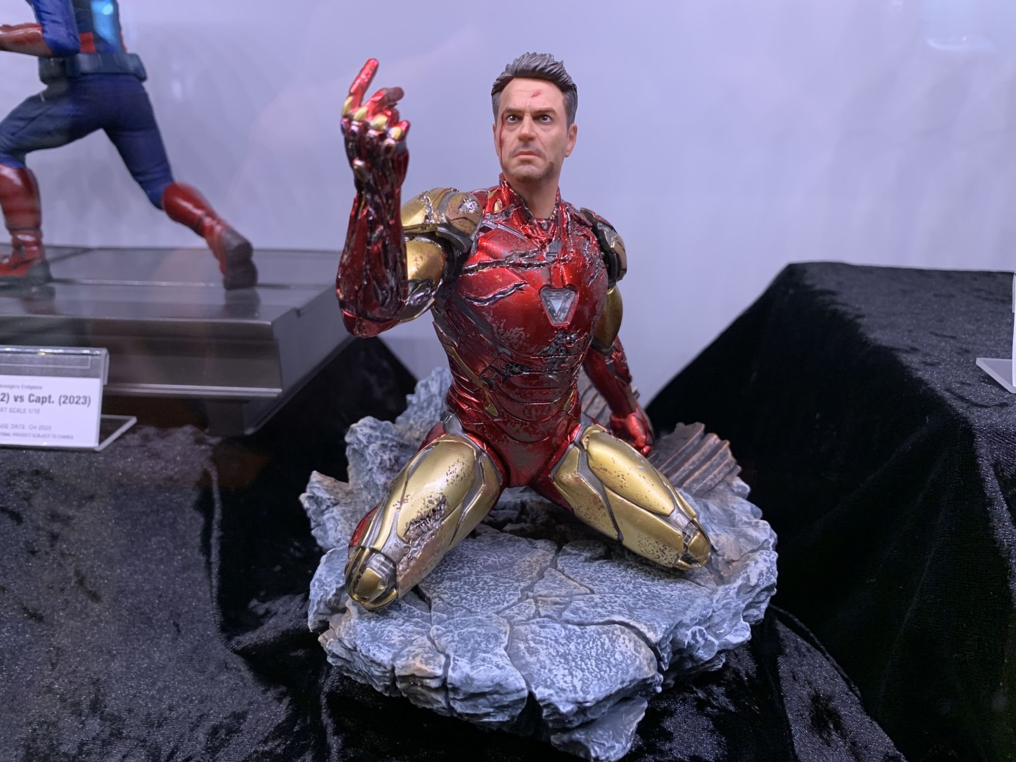 New York Toy Fair: 39 Photos from the Iron Studios Booth