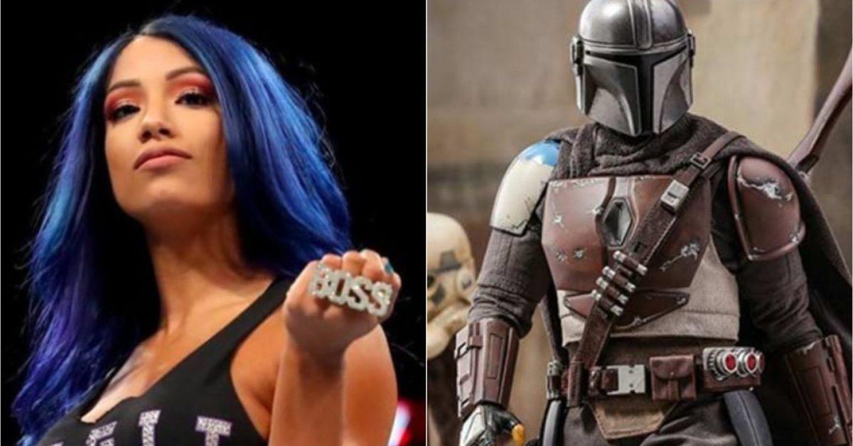 """""""The Mandalorian"""" Season 2: WWE's Sasha Banks Films Scenes [Report]"""