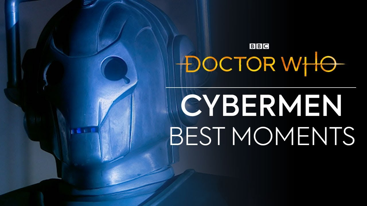 """Doctor Who"": BBC Collects The Cybermen's Appearances [Video]"
