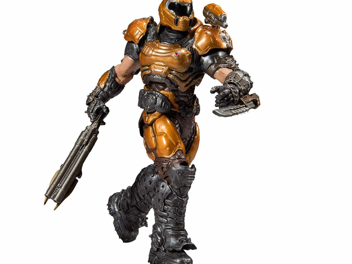 Doom Eternal Gets Two New Figures From Hell With Mcfarlane Toys