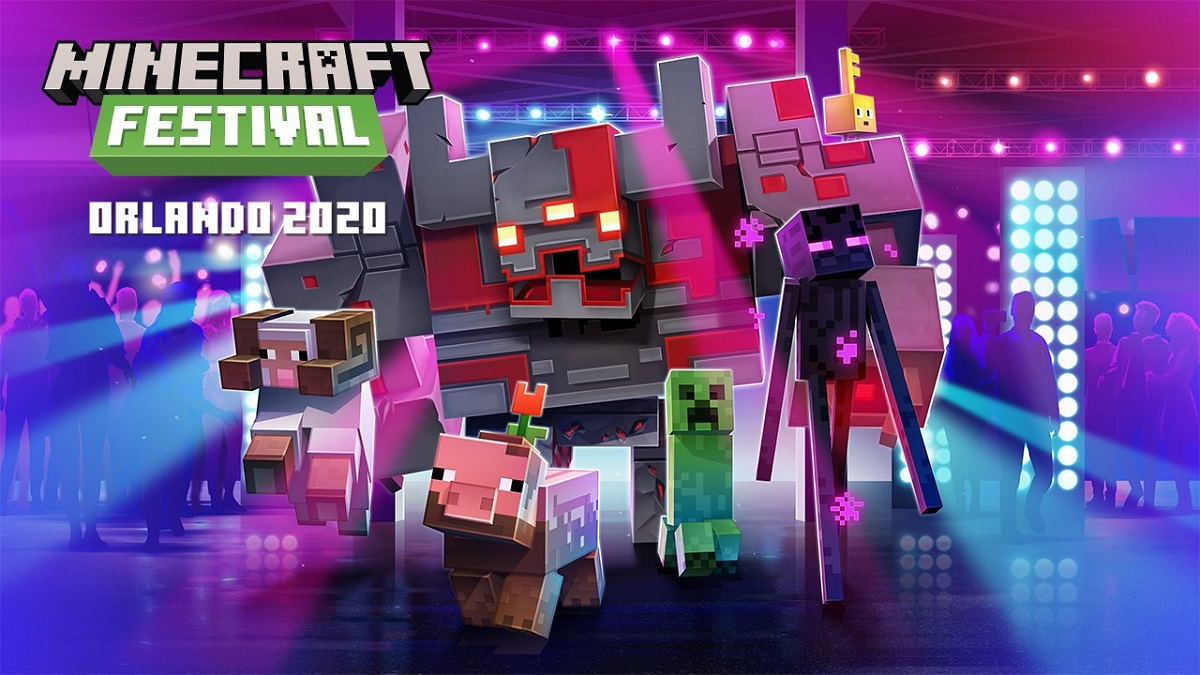 """Minecraft"" Festival Tickets Go On Sale On March 6th"