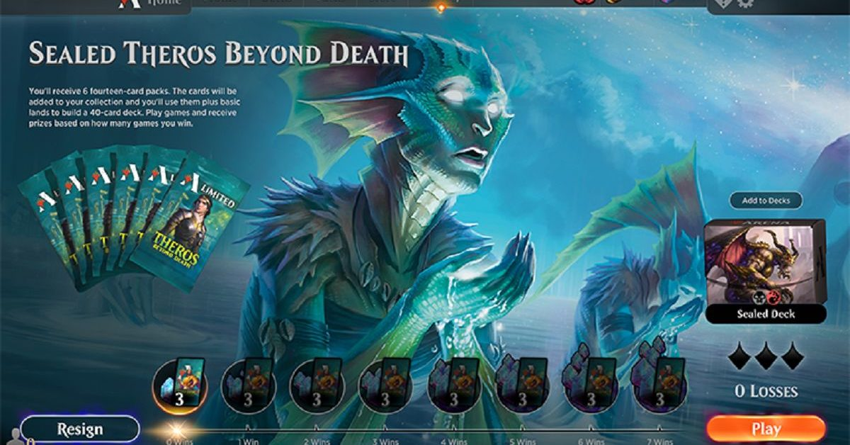 """Wizards Posts New """"State of Arena"""" For February - """"Magic: The Gathering"""""""