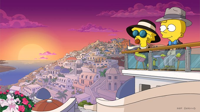 'Simpsons' Short to Debut in Front of Screenings of 'Onward'