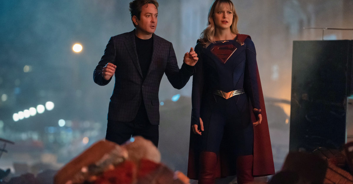 """""""Supergirl"""" Season 5 """"It's a Super Life"""": Mxyzptlk's """"Gift""""? [PREVIEW]"""