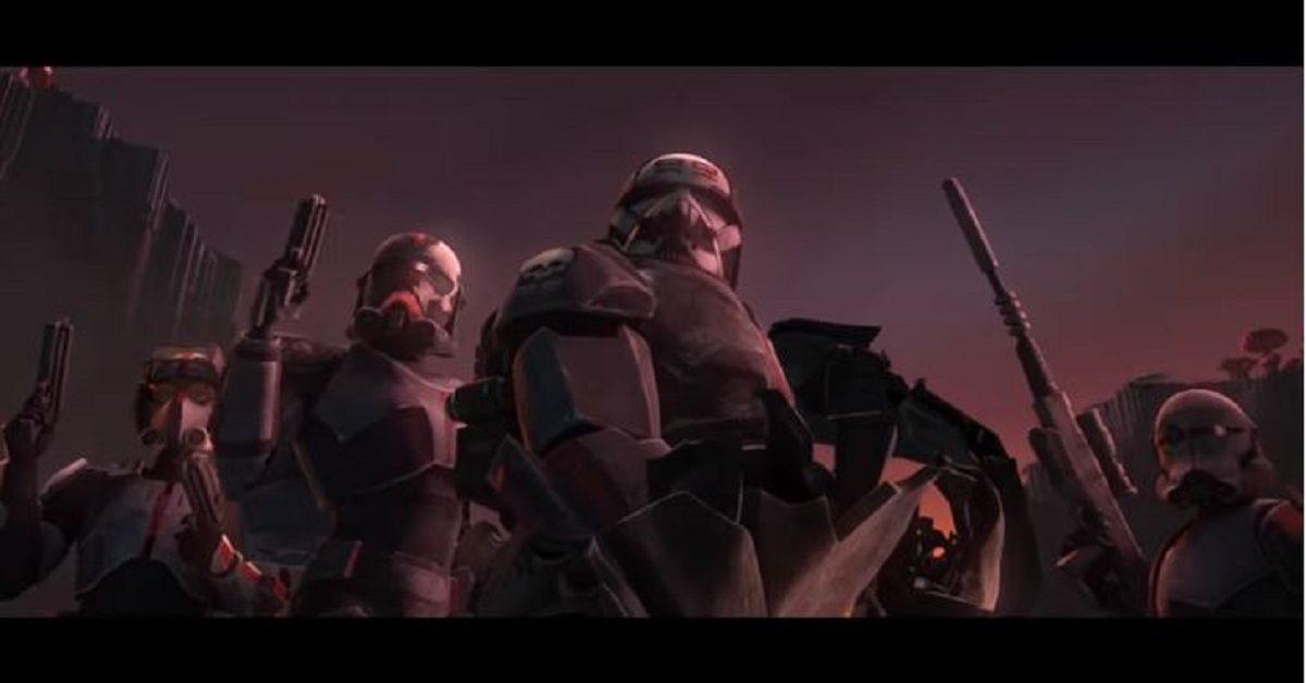 """Star Wars: The Clone Wars"" Season 7: Clone Force 99 - ""The Bad Batch"""