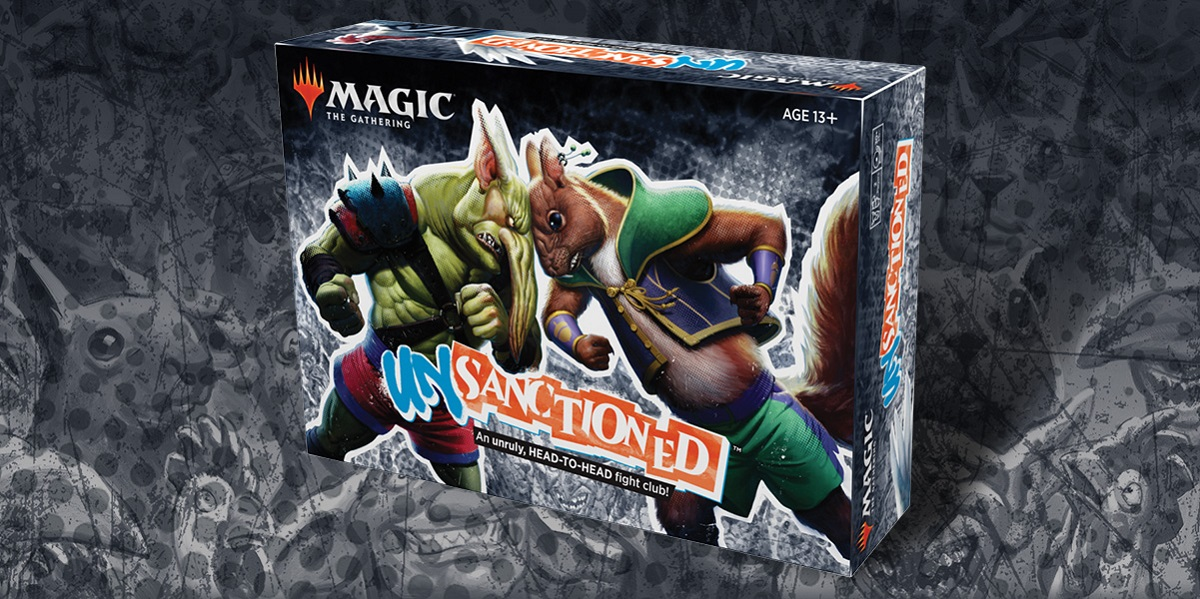 """Unsanctioned"" Hits Shelves, Hilarity Ensues! - ""Magic: The Gathering"""