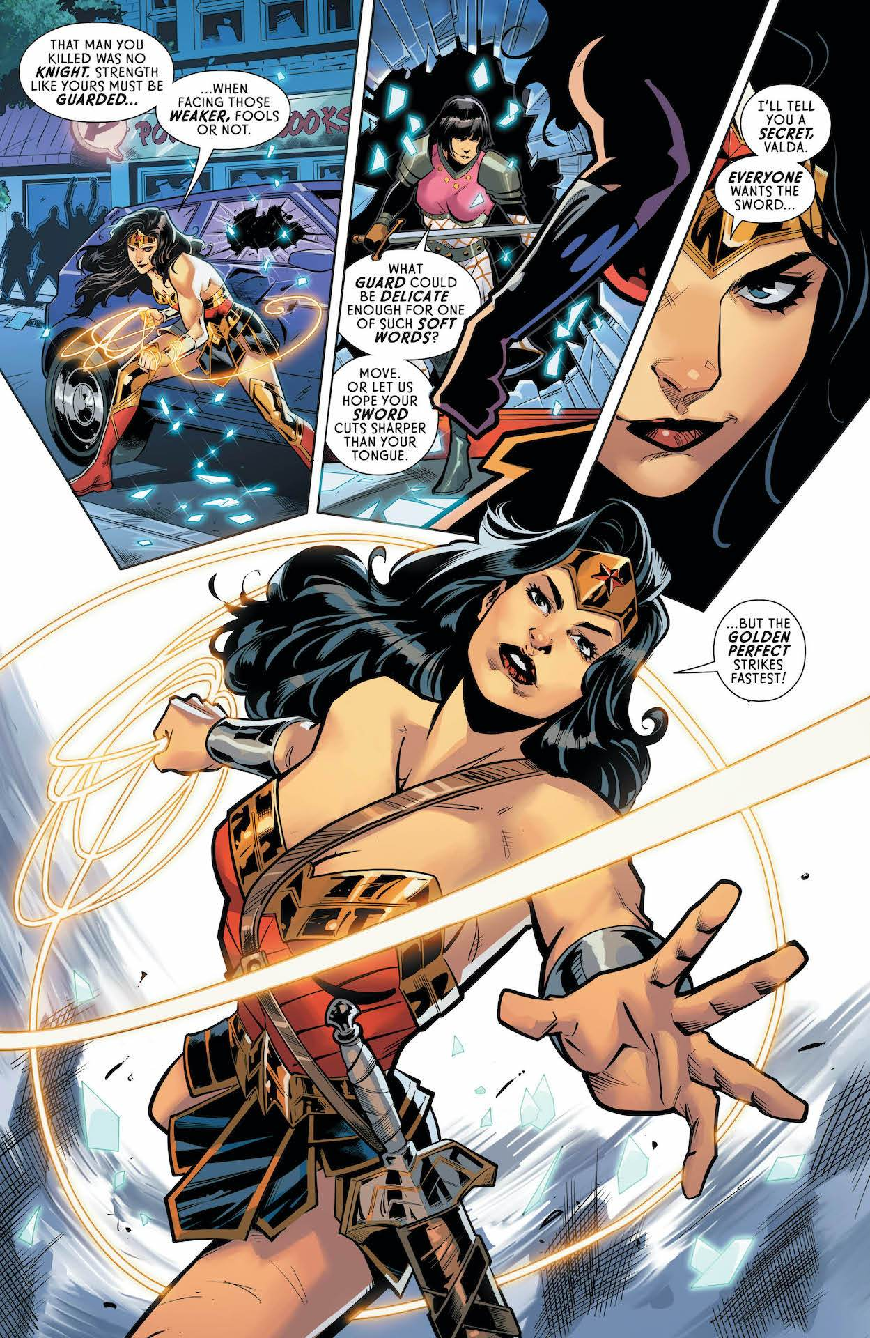 Wonder Woman #752 [Preview]