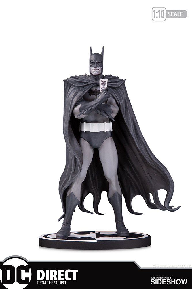 Batman and Joker Are Getting New Statues from DC Direct
