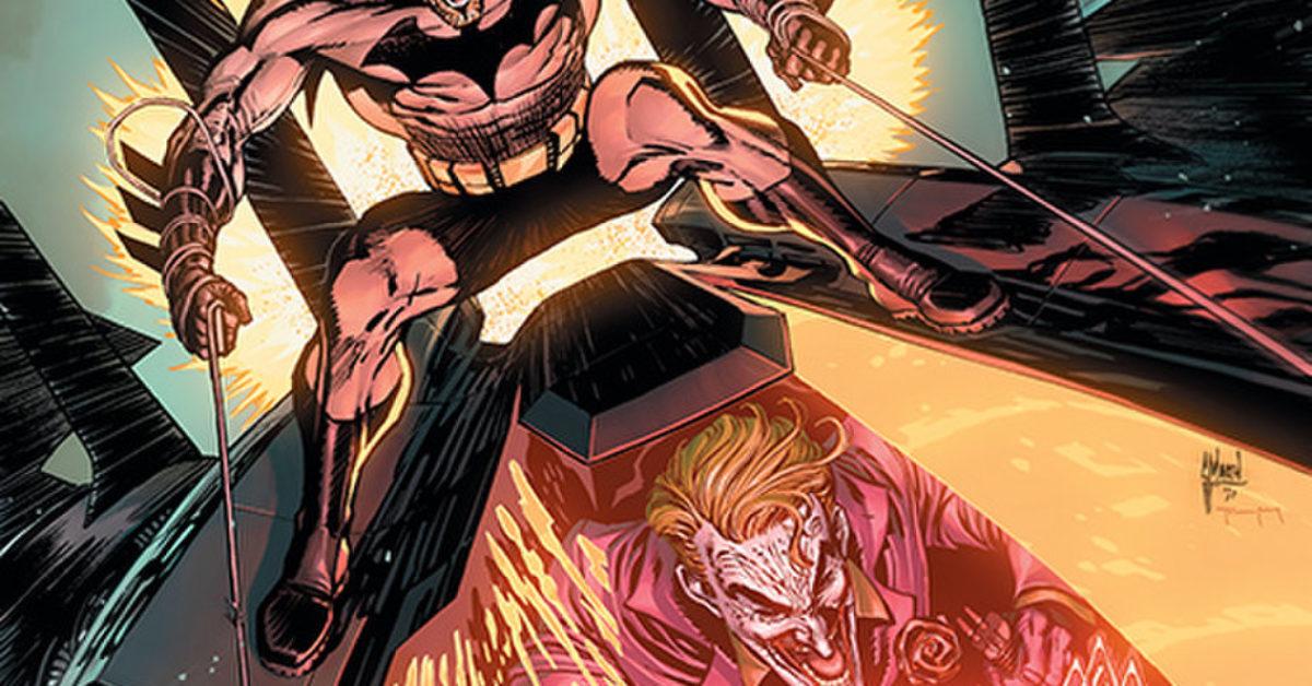 Clownhunter Comes To DC Comics June 2020 Solicitations