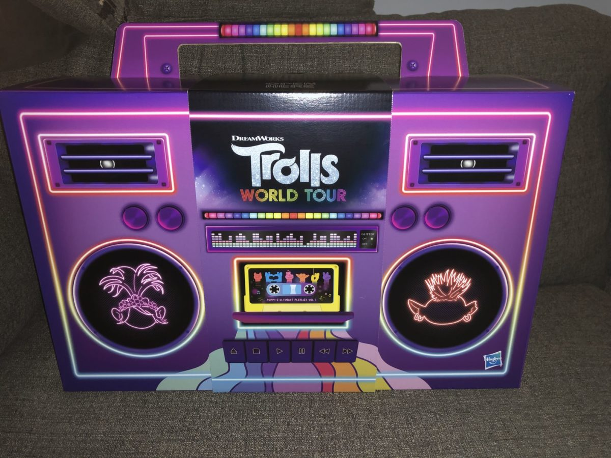 NEW HASBRO TROLLS WORLD TOUR TINY DANCERS FIND YOUR BEAT PACK