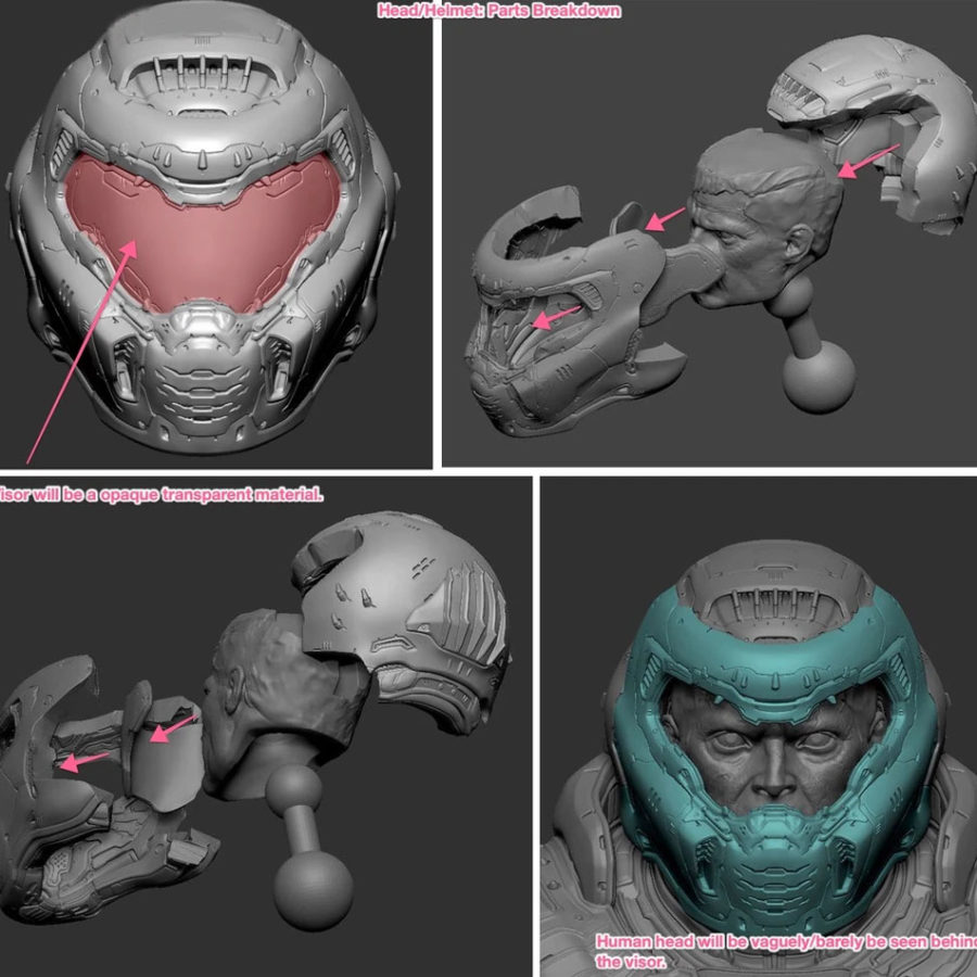 New Doom Eternal Figure From Mondo Is A Beast