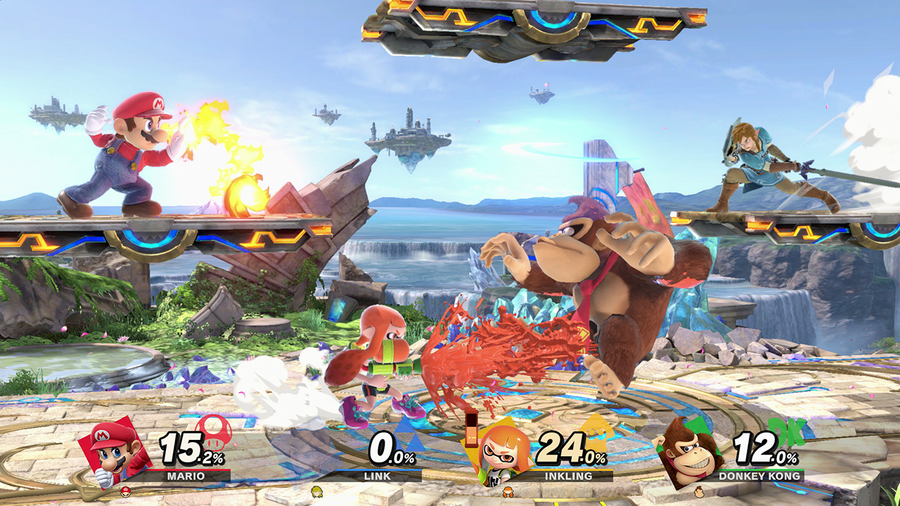 """Super Smash Bros. Ultimate"" DLC Could Be the Latest Coronavirus Casualty"