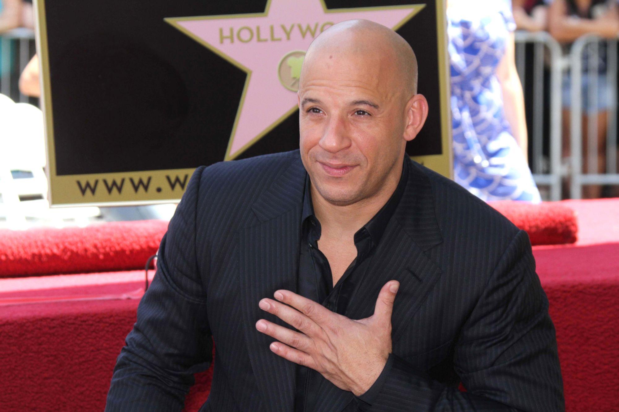 Vin Diesel Says Steven Spielberg Told Him to Direct More Films