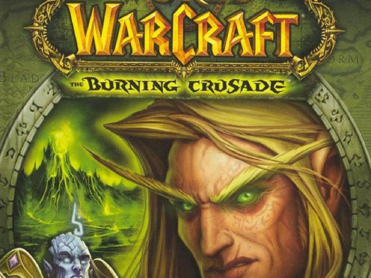 """Blizzard Polls """"World Of Warcraft Classic"""" About """"The Burning Crusade"""""""