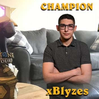 Zakarya xBlyzes Hail Wins Second Hearthstone Masters Tour Title