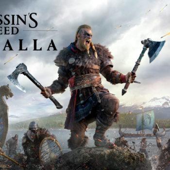 Assassins Creed Valhalla Gameplay Trailer Shown On Xbox 20/20 Stream